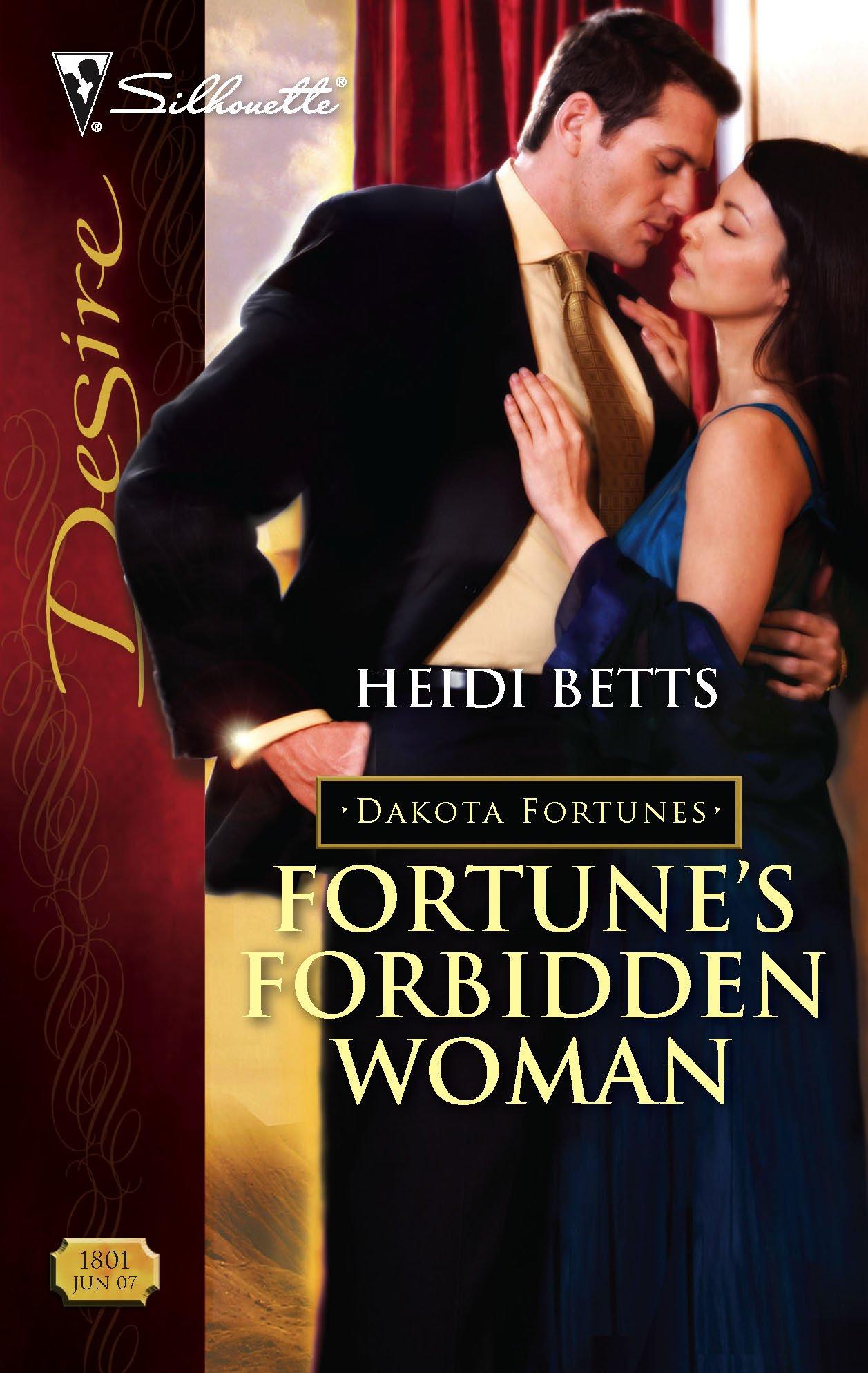 Fortune's Forbidden Woman (Silhouette Desire) (The Dakota Fortunes #6) pdf epub