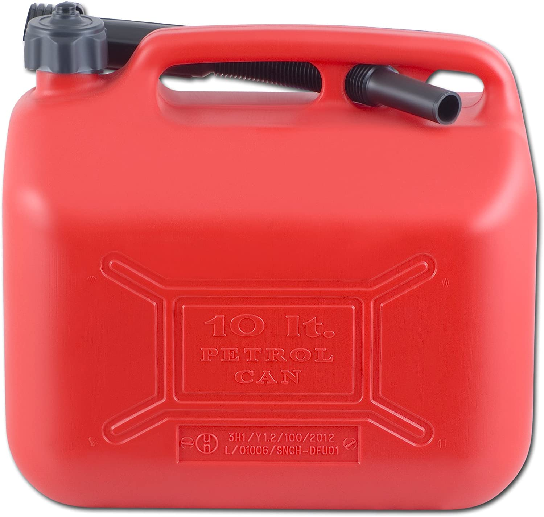 6011-X1-7004 Tanica per benzina Arnold 10 litri