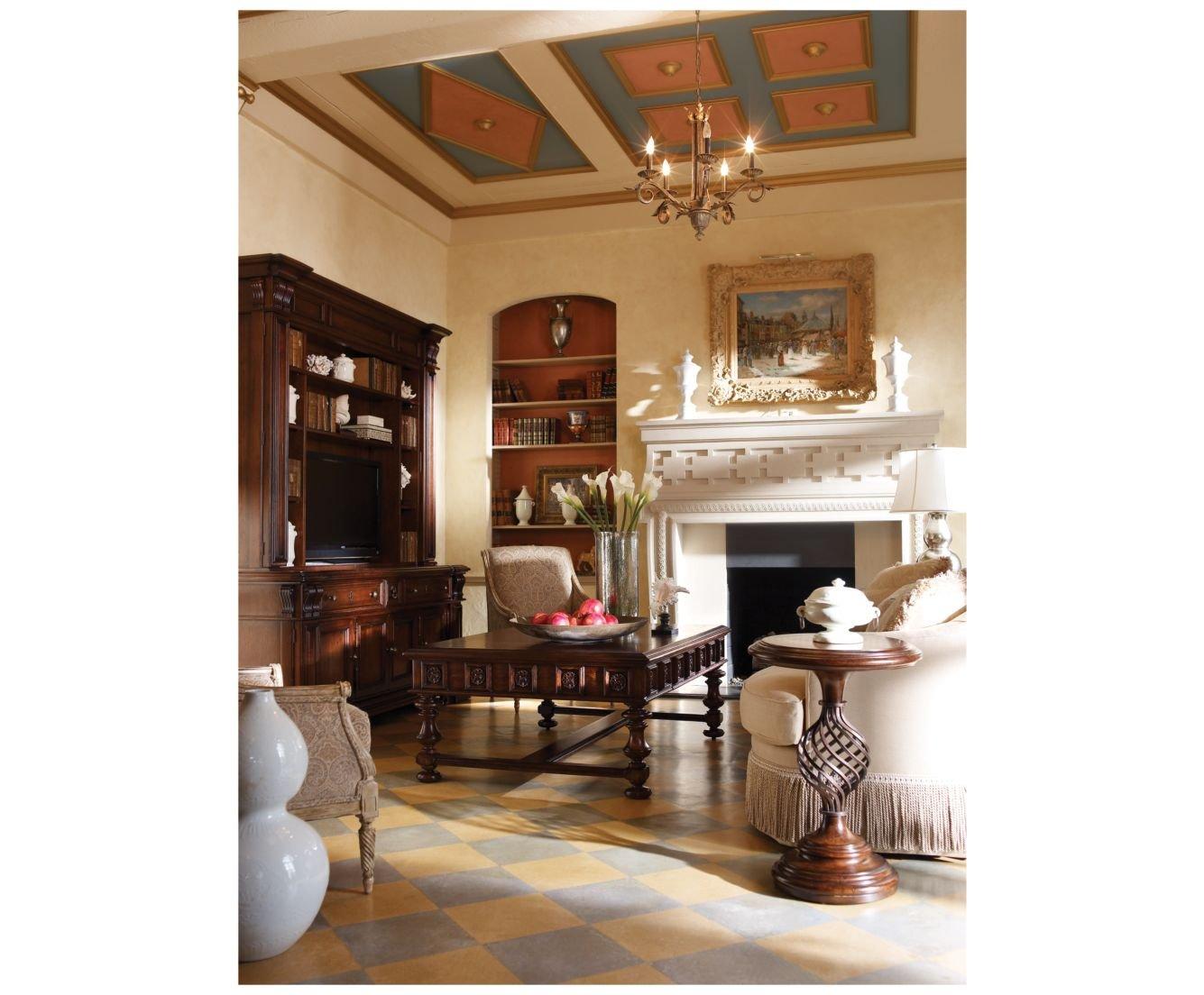 Amazon.com: Stanley Furniture Costa Del Sol Sottotesto Passage Table In  Cordova: Home Improvement
