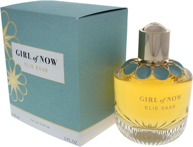 Elie Saab - Eau de parfum girl of now, 90 ml/3 oz: Amazon.es: Belleza