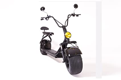 Amazon Com Edrift Uh Es295 Electric Fat Tire Scooter Moped With