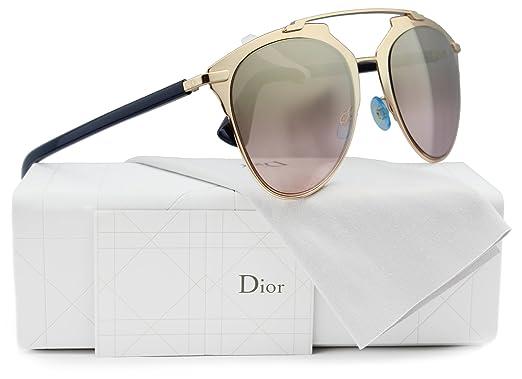 Amazon.com: christian dior reflejada/S – anteojos de sol ...