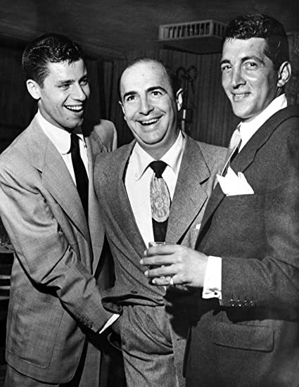 Image result for hal wallis and martin and lewis