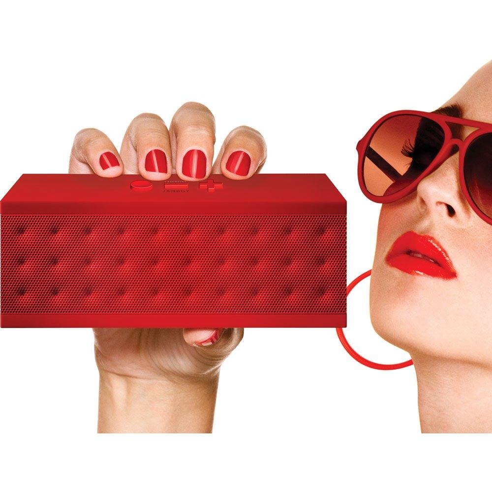 Amazon Jawbone Jambox Wireless Bluetooth Speaker Red Dot