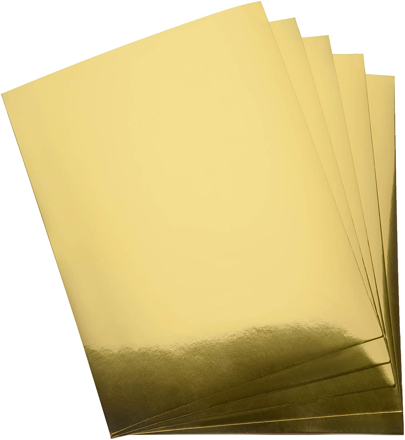 "20 Metallic Gold Papers 12/""x12/"" Paper Wishes Exclusive"