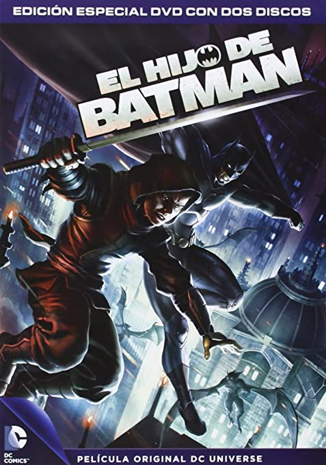Amazon.com: El Hijo De Batman *** Europe Zone ***: Cine y TV