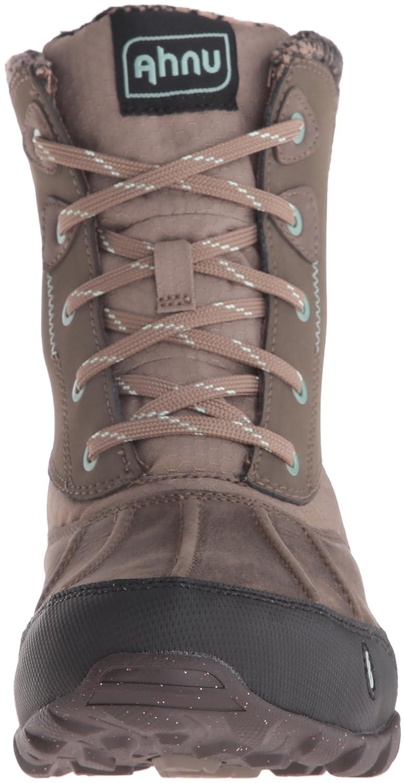 Ahnu Women's Sugar Peak Insulated Waterproof Hiking Boot B018VMLCQO 8.5 B(M) US|Alder Bark