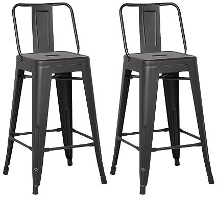 Prime Amazon Com Ac Pacific Modern Light Weight Industrial Metal Cjindustries Chair Design For Home Cjindustriesco