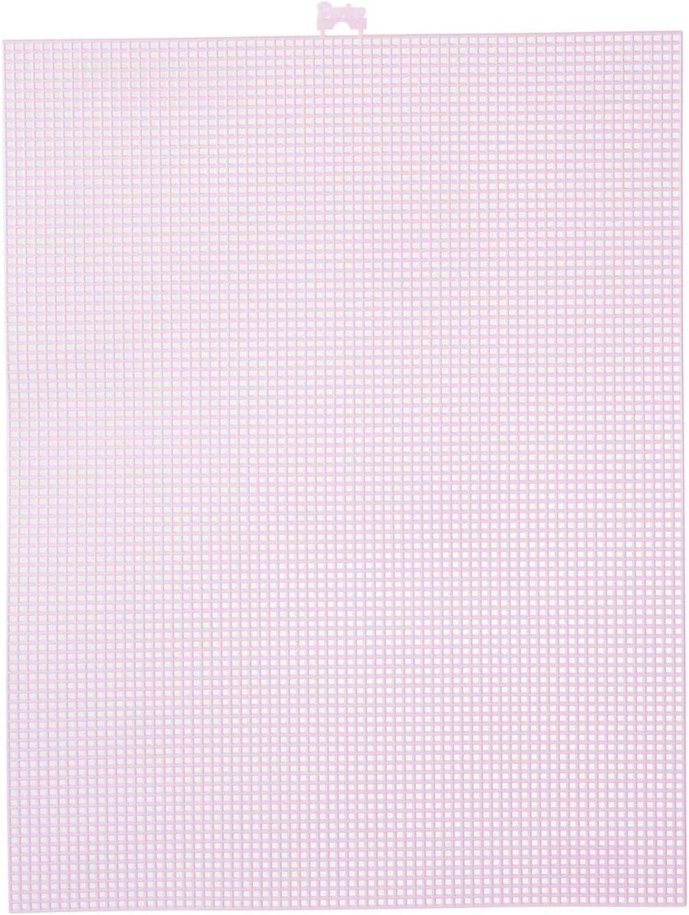 7 Mesh Count Black Plastic Canvas Sheet 10.5 x 13.5 Inch 1 Sheet