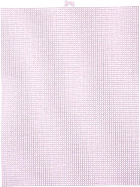 6-Pack 33409 Darice Bulk Buy DIY #7 Mesh Plastic Canvas Ultra Stiff Clear 13-5//8 x 22-1//2