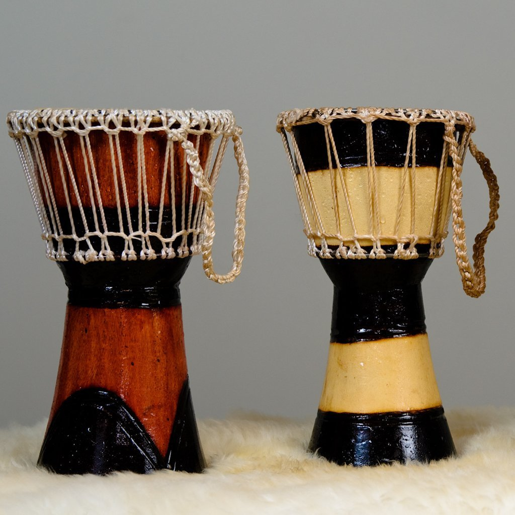 OneMama Handcrafted Ugandan Drum