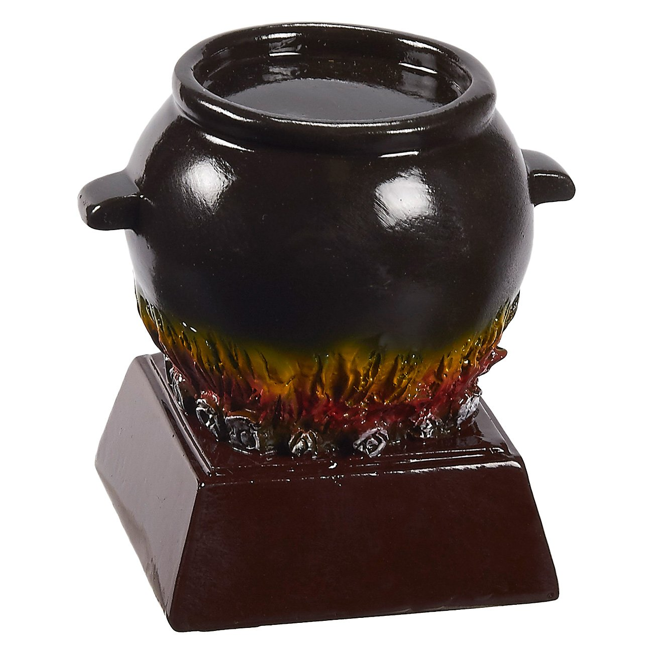 Juvale Chili Pot Trophy - Small Chili Pot Sculpture Resin Award Trophy for Tournaments, Competitions, Parties, 3.5 x 3.5 x 3 Inches