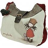 Gorjuss Purrrrfect Love Slouch Bag