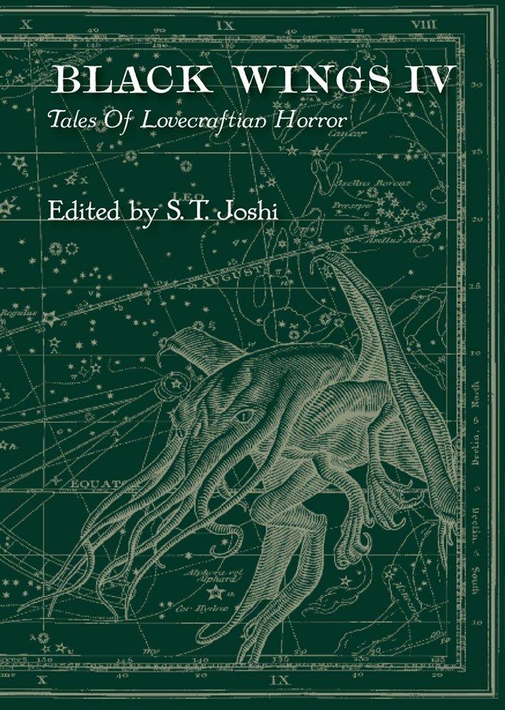 Read Online Black Wings IV - New Tales of Lovecraftian Horror [Signed Slipcased ED.] PDF