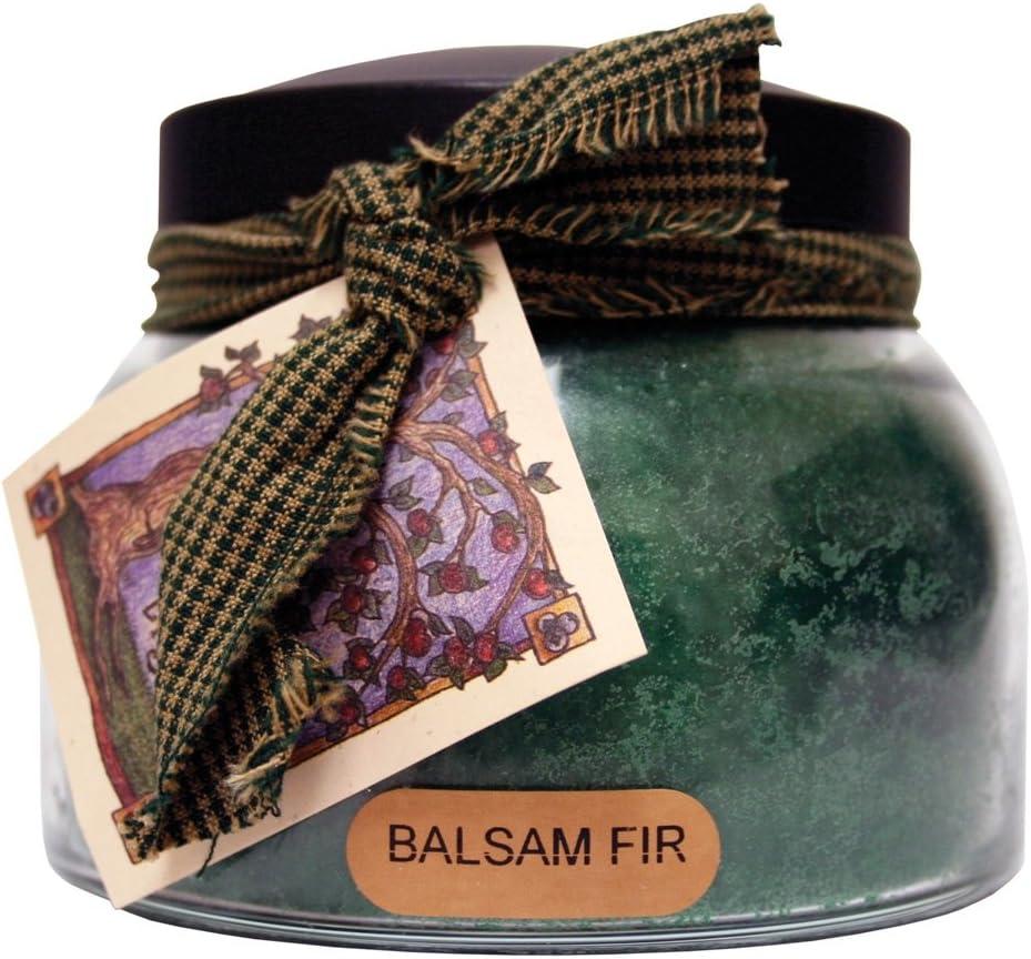 34-Ounce A Cheerful Giver Balsam Fir Papa Jar Candle