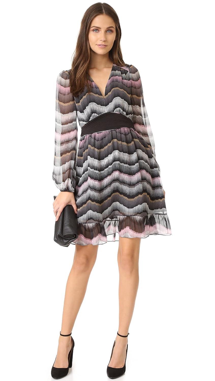 Amazon.com: Diane von Furstenberg Women\'s Lizbeth Dress, Encore Wild ...