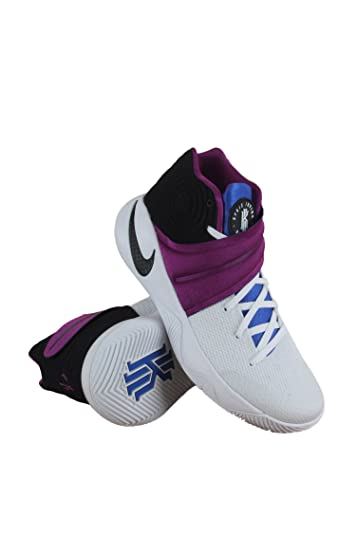 new style 72c65 e90b1 Amazon.com   Nike Men s Kyrie 2 Basketball Shoe (10,  Anthracite Spark-Club-Purple)   Basketball