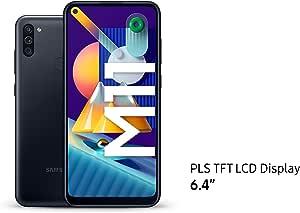 Samsung Galaxy M11 Dual SIM 32GB 3GB RAM 4G LTE (UAE Version) - Black - 1 year local brand warranty