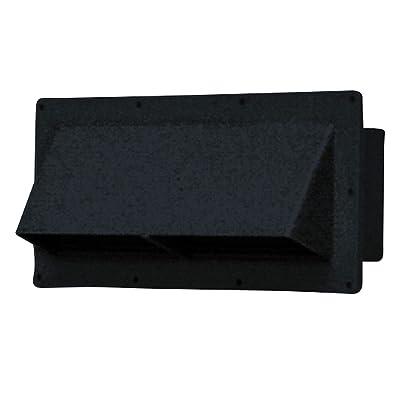 Ventline V2111-55 Lockable Outside Damper-Black: Automotive