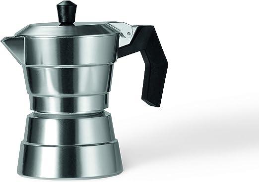 Moneta Buongiorno Cafetera, 6 Tazas, Aluminio: Amazon.es: Hogar