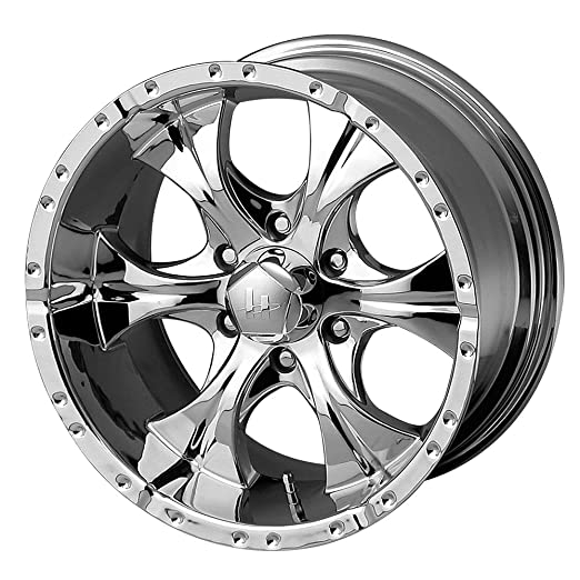 Amazon Com Helo He791 Chrome Wheel