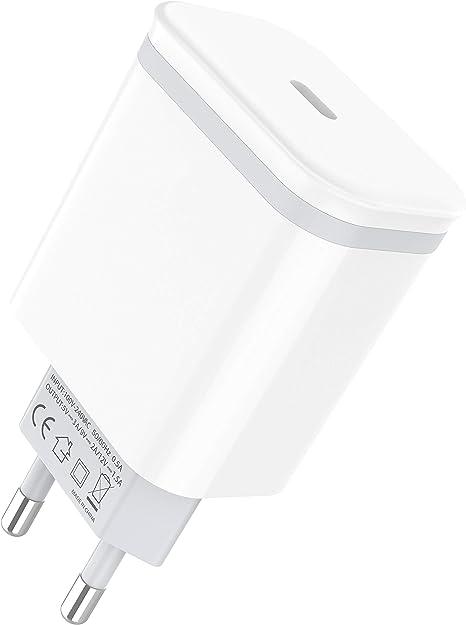 Chargeur secteur Apple USB‑C 30 W | AndroMac MCS Group (FR)