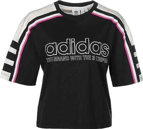 adidas OG tee - Camiseta, Mujer, Negro(Negro)