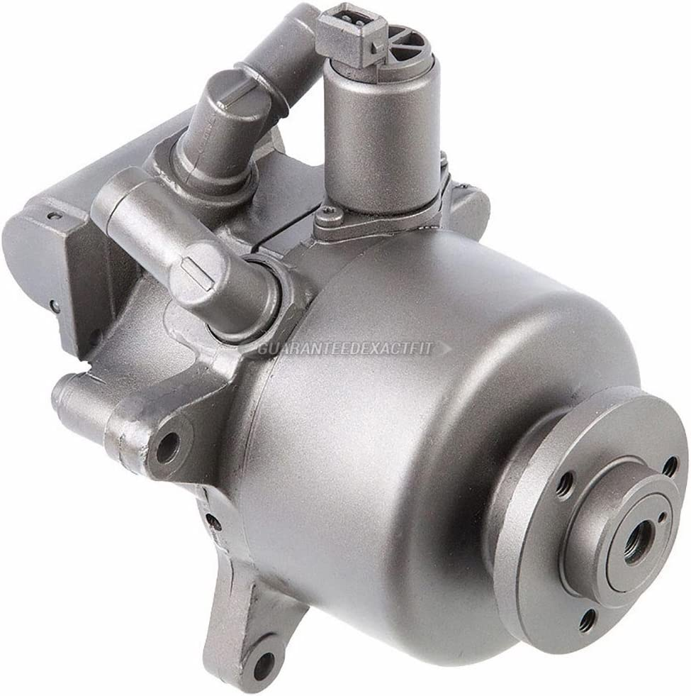 Power Steering ABC Tandem Pump For Mercedes S500 S430 S600 S55 CL500 CL600 CL55 AMG W220 W215 w//Active Body Control BuyAutoParts 86-00770R Remanufactured