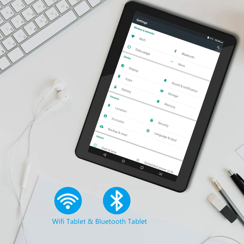 Tablet 10 Pulgadas, Tablet Android 5G WiFi de 10.1
