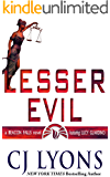 LESSER EVIL: a Beacon Falls Cold Case Mystery (Lucy Guardino Thrillers Book 12)