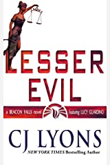 LESSER EVIL: a Beacon Falls Cold Case Mystery (Lucy Guardino Thrillers Book 12) Kindle Edition