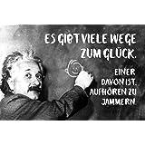 Blechschild Spruch Frau Arschlecken lustig Metallschild Wanddeko tin sign