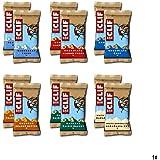 Clif Bar paquete variado (12 unidades)