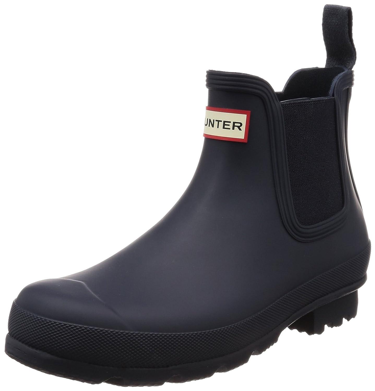 Hunter Mens Original Chelsea Boot MFS9075RMA