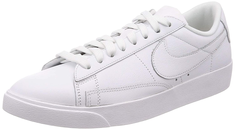 Blanc (blanc blanc blanc 111) Nike W Blazer Low Le, Chaussures de Fitness Femme 40 EU