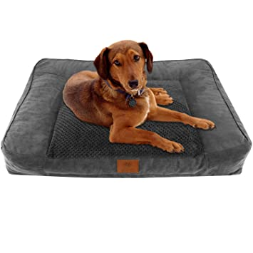 Stupendous American Kennel Club Memory Foam Sofa Pet Bed Machost Co Dining Chair Design Ideas Machostcouk