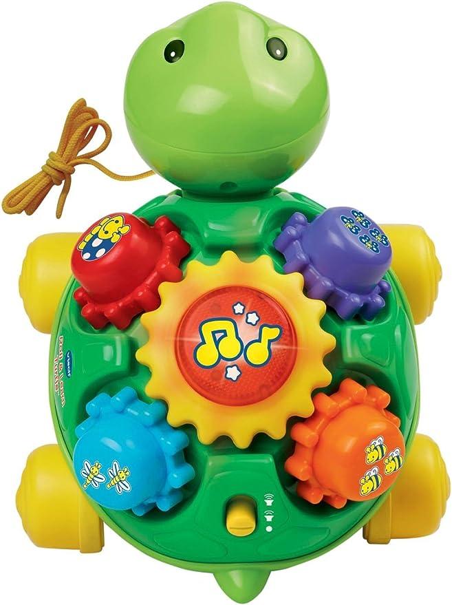 Amazon.com: VTech rollo y aprender tortuga: Toys & Games