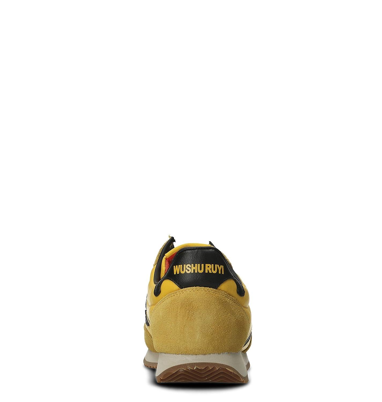 Wushu Ruyi Hombre TIANTAN992705 Amarillo Poliamida Zapatillas Zapatillas Zapatillas ed7264