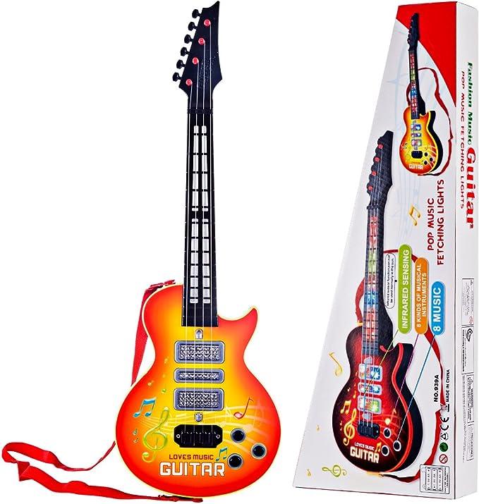 Guitarra electrica para niã±os