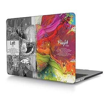 Redlai Funda MacBook Pro 13 pulgadas,Ultra Delgado Carcasa Rígida Protector de Plástico para MacBook Pro 13 Pulgadas con/sin Touch Bar A1706/A1708, ...