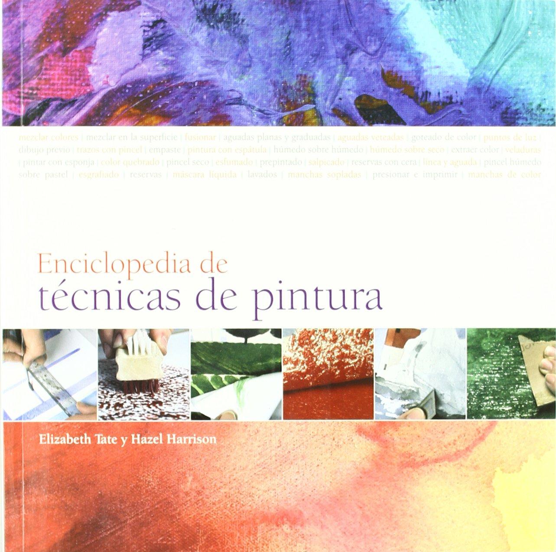 Enciclopedia De Tecnicas De Pintura Amazon Es Elizabeth Tate