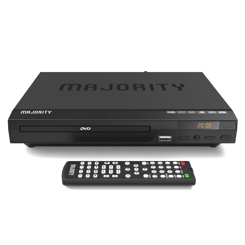 Majority Scholars Dvd Player Usb Input Hdmi Divx Mp3 Different Regions 1 6 Home Cinema Tv Video