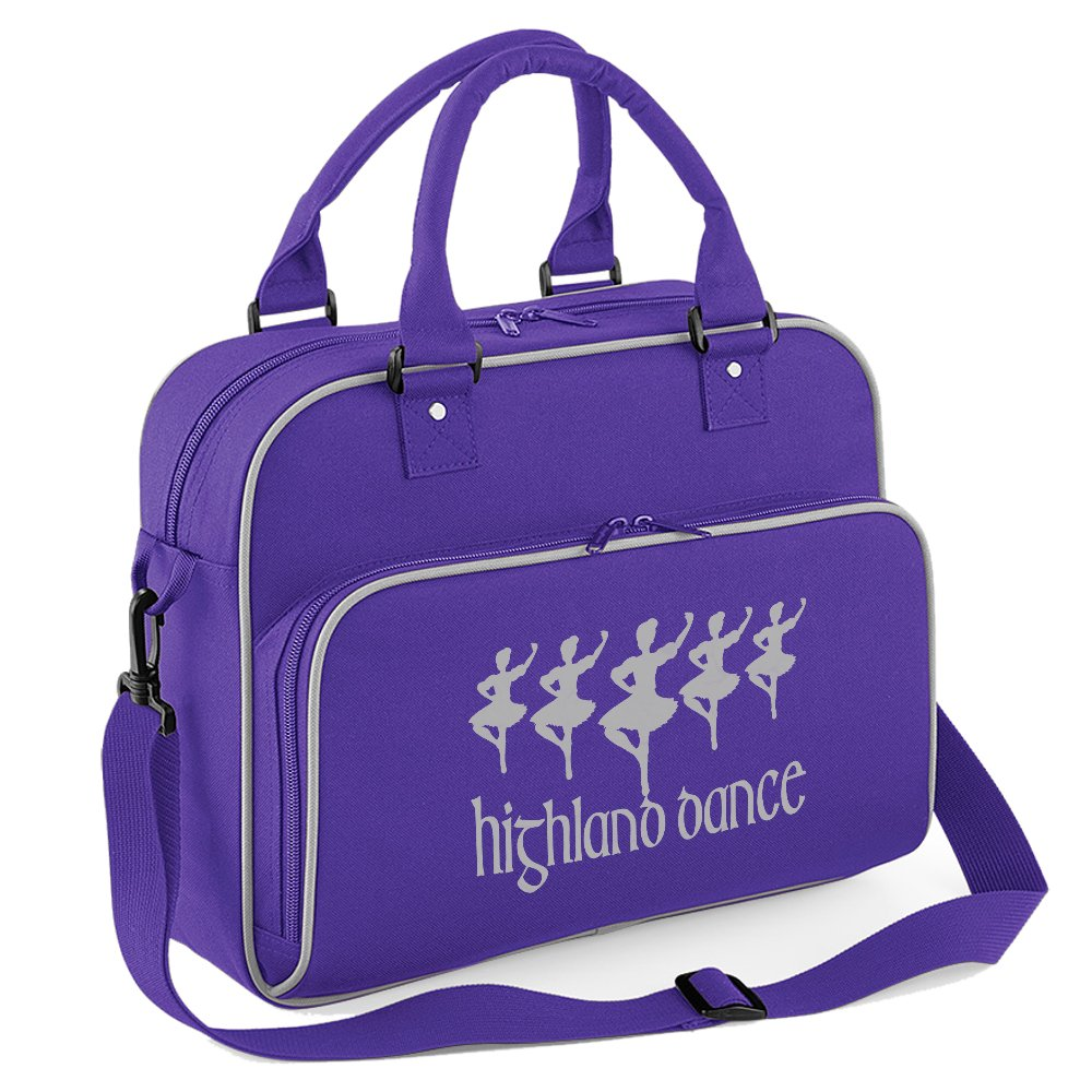 iClobber Highland Dancing Dance Bag Sports Kit Overnight Bag