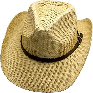 Westernhut Western Cowboy Hut Wild West Hut Cowboyhut