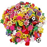 Gadgetshut™ - 40 Pack of Charms For Rubberband Loom Bracelets