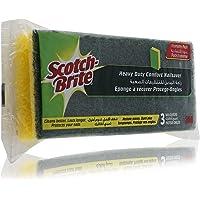 Scotch Brite Heavy Duty nail saver, Pack of 3