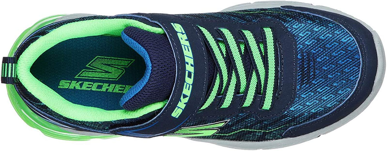 Skechers Boys THERMOFLUX 2.0 Sneakers Kids Blue, Numero di