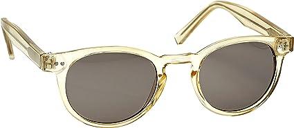 TALLA Potencia óptica +2,50. The Reading Glasses Company Rox Súper Elegante Oro Transparentee Mujeres Lectores De Sol Gafas De Lectura Uv400 Bisagras De Metal Redondo S89-9 +2,50 50 g