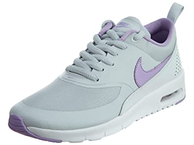 e3c6683305 Nike Air Max Thea Se Gs Running Shoes Pure Platinum/Urban Lilac 4.5 Big Kid  M: Buy Online at Low Prices in India - Amazon.in