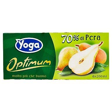 Pera Nectar Yoga - 6 ml de 200 ml: Amazon.es: Alimentación y ...